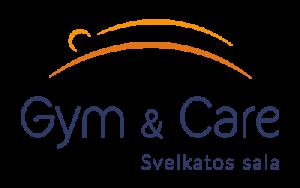 Sveikatos sala_Gym & Care (logo_)